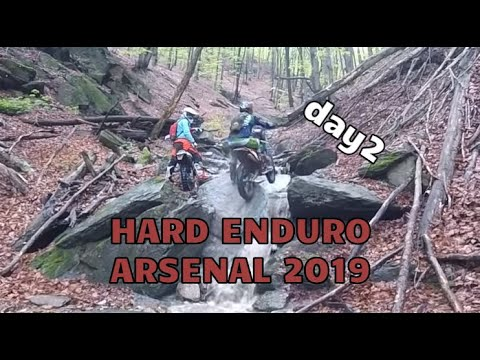 Hard Enduro Arsenal 2019 // Day 2 // Expert Class