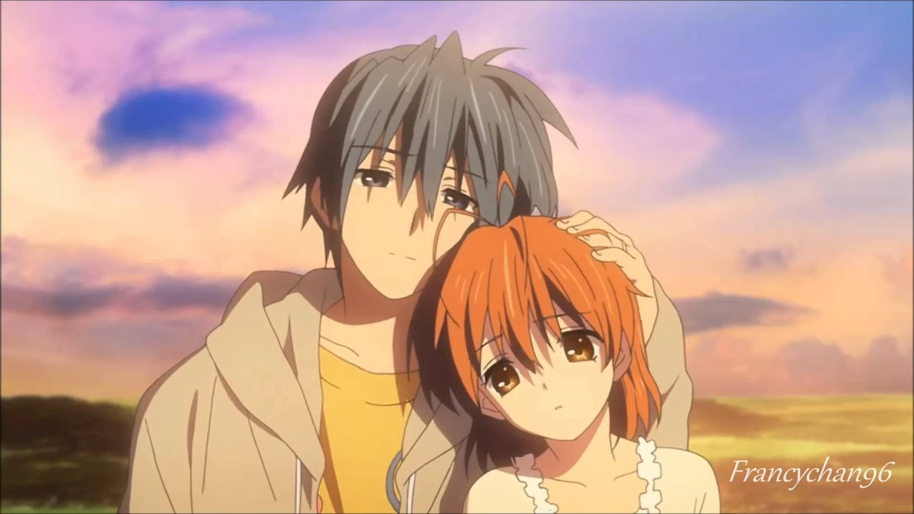 Clannad amv dont let me go japanese animation