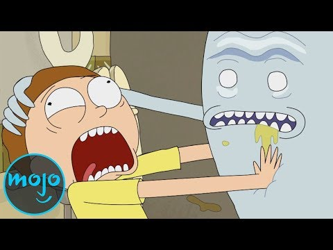 Top 10 Darkest Rick and Morty Moments