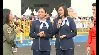 Video Cerita Pramugari Pesawat Kepresidenan MP3, 3GP, MP4, WEBM, AVI, FLV Januari 2019