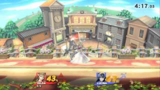 Don't think Zelda's a top tier? This combo video may change your mind.