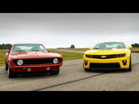 Camaro - On this episode of HOT ROD Unlimited, David Freiburger meets up with Pro Touring legend Mark Stielow to compare old and new Camaros head to head. Mark Stielo...