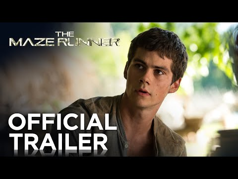 Movie trailer - Watch the exclusive trailer for The Maze Runner. When Thomas (Dylan O'Brien) wakes up trapped in a massive maze with a group of other boys, he has no memory ...