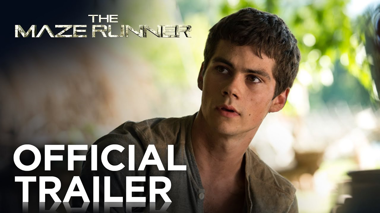 The Maze Runner Official Trailer