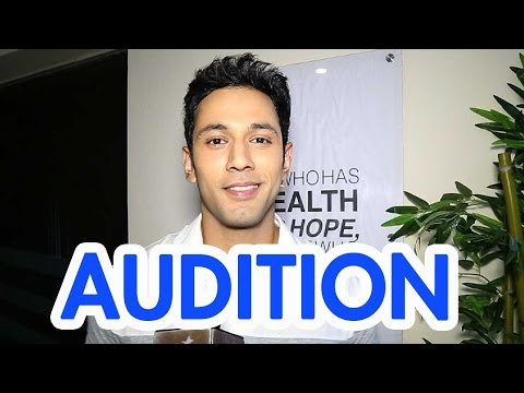 Sahil Anand shares his experience of giving auditi
