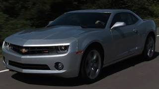 Roadfly.com - 2010 Chevrolet Camaro SS Road Test And Review