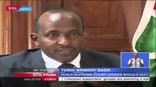 Adan Duale; Supreme Court Judges Should Quit