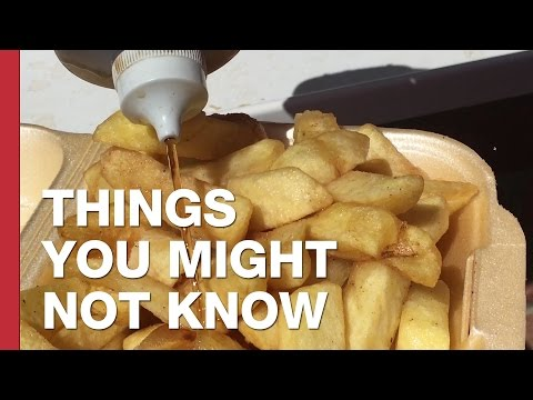 Tom Scott - The Fake Vinegar In British Fish and Chip Shops