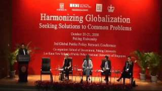 Harmonizing Globalization - Seeking Solutions To Common Problems: Day One - Pt 5