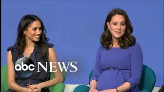 Video Inside Meghan Markle and Princess Kate's friendship MP3, 3GP, MP4, WEBM, AVI, FLV April 2018