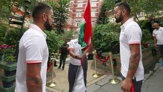Video 'Jai Hind', says Virat Kohli as Team India celebrates Independence Day in England MP3, 3GP, MP4, WEBM, AVI, FLV Mei 2019