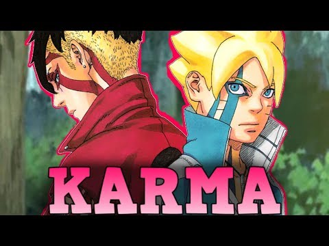Wow It's All Making Sense!!! Boruto Chapter 34 Review: Truth Behind Karma