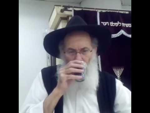 הרב זמרוני ציק ד&#039 כסלו תשעז