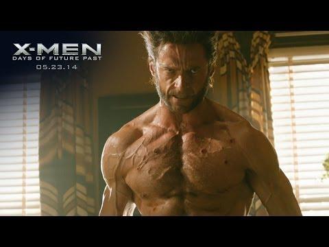 "X-Men: Days of Future Past   ""Wolverine"" Power Piece [HD]   20th Century FOX"