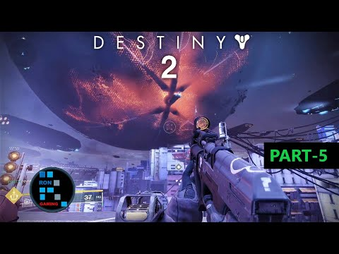 DESTINY 2 STORY MISSION | WE ARE TAKING BACK THE LAST CITY