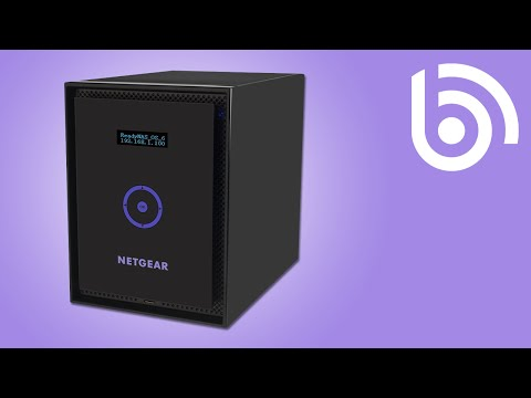 NETGEAR ReadyCLOUD File backup