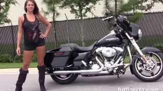 6. Used 2012 Harley Davidson Street Glide Motorcycles for sale in Alabama