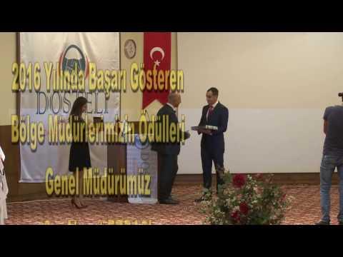 2016 Yılı 3. Eğitim ve Geliştirme Seminerimiz Antalya / Kemer Grand Haber Otelde Yapıldı