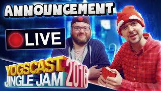 LIVE NOW! Christmas Charity Livestreams 2016 (twitch.tv/yogscast)
