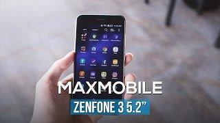 Trên tay nhanh Asus Zenfone 3 5.2