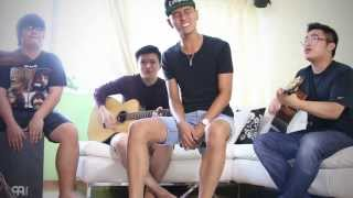 Video The Man Who Can't Be Moved - The Script (A live acoustic cover by The Facade) MP3, 3GP, MP4, WEBM, AVI, FLV April 2018