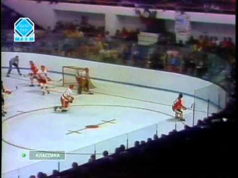 Суперсерия СССР   Канада 1972 год  2 игра (видео)