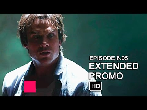 The Vampire Diaries - Episode 6.05 - The World Has Turned and Left Me Here - Extended Promo