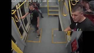 Po wyjściu z tramwaju zaatakował 17- latkę. Policja publikuje wizerunek sprawcy