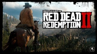 Red Dead Redemption 2:官方預告片(二)