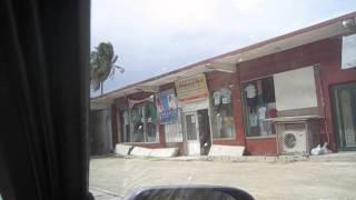 MAJURO, MARSHALL ISLAND - driving around town
