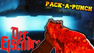 BLACK OPS 3 ZOMBIES DER EISENDRACHE HOW TO PACK A PUNCH TUTORIAL Zombies DLC
