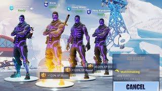 we DIDN'T LOSE a single GAME playing as Purple Skull Troopers! (Kiwiz, Randumb & Formula)