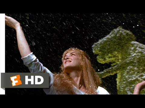 Edward Scissorhands (1990) - Edward Makes Snow Scene (3/5) | Movieclips