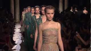 ELIE SAAB HAUTE COUTURE AUTUMN WINTER 2012-2013 FASHION SHOW
