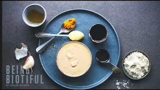 Tutorial sobre el Tahini y sus beneficios (receta vegana, fácil y saludable)