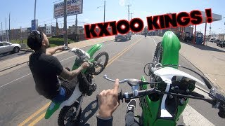 7. THE KX100 KINGS !