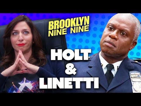The Best GINA x HOLT Moments | Brooklyn Nine-Nine | Comedy Bites