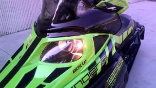 7. 2011 F8 Limited SnoPro