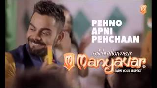 Manyavar Independence Day Ad