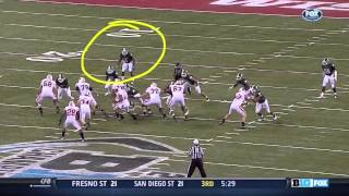 Russell Wilson vs Michigan State (Big 10 Championship) (2011)