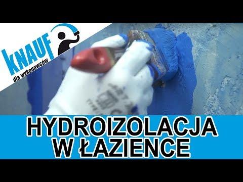 Jak wykonać izolację podłóg i ścian w łazience? Folia w płynie Hydro Flex
