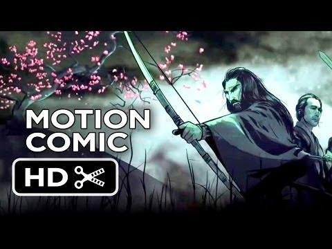 47 Ronin - Motion Comic Prequel (2013) - Keanu Reeves, Rinko Kikuchi Movie HD