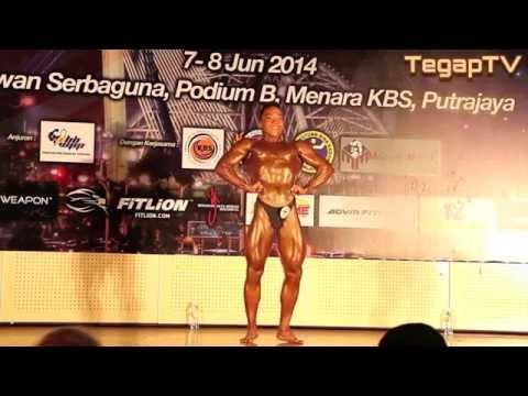 Mr Malaysia 2014 (Junior Below 70kg): Solo performance Warith, Privathee & Syahmi