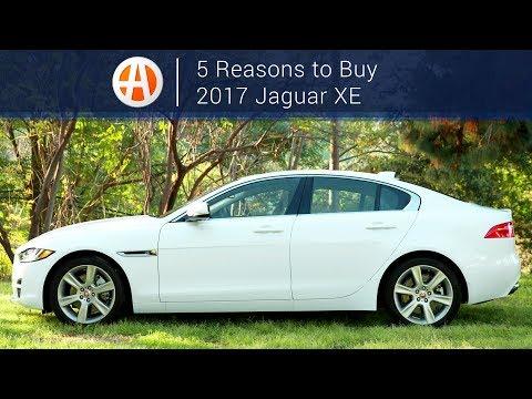 2017 Jaguar XE | 5 Reasons to Buy | Autotrader