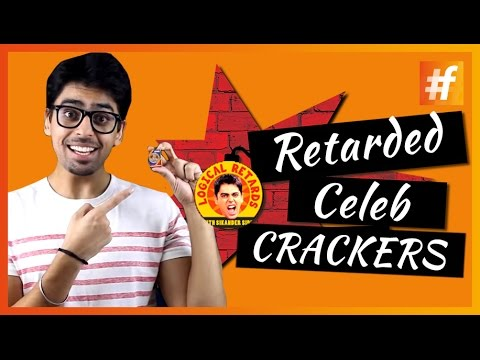 celeb - Planning to shop for crackers? Come to our shop for Retarded Celeb Crackers! Who is not excited about Diwali? everybody wants to celebrate it with a bang. Come to the celebrity store of Logical...