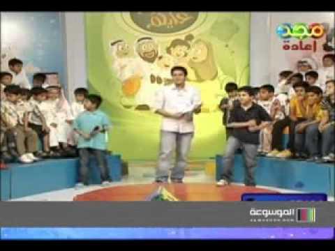حلقات حريملاء في برنامج السلام عليكم على قناة المجد4