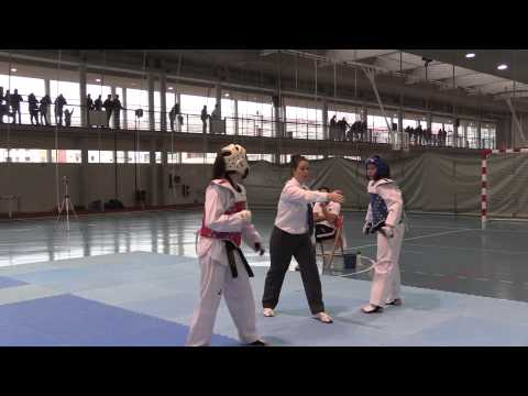 Taekwondo Campeonato Navarro Sénior de Combate (3)
