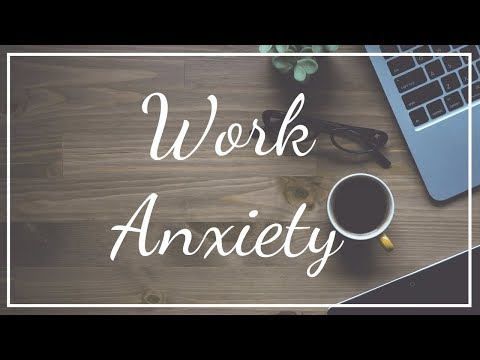 Guided Work Anxiety Meditation - Positive Affirmations