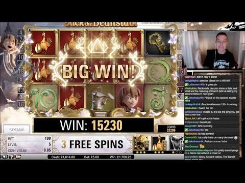 HUGE WIN!!!! Jack & the Beanstalk!!!!