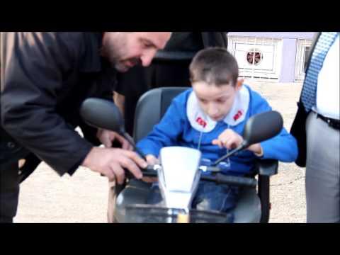Ballıcalı Küçük Sabri'nin Büyük Sevinci